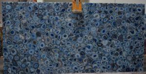 """Blue Agate Classic 2cm x 120"""" x 60"""""""