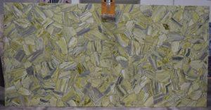 Green Jasper Brushed 2cm x 120 x 60
