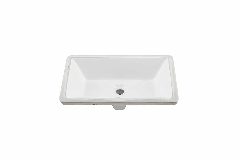 Porcelain Sink Bowl White