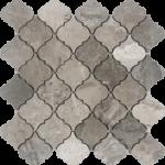 City Gray Arabesque Mosaic Metropolitan Hybrid Collection - Waterjet in west boynton beach, FL