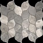 City Gray Leaf Tesoro Mosaic Metropolitan Hybrid Collection - Waterjet in west boynton beach, FL