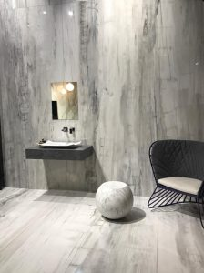 Grey Waves Premium Porcelain slabs and countertops of various categories in Broward County and Palm Beach County, FL at SK Stones USA.