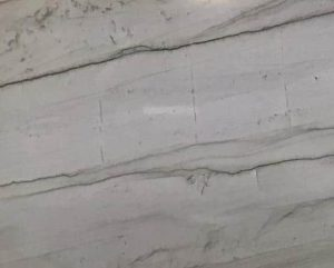 Mont Blanc is one of the strongest natural stone. This quartzite is good for vanity top, bar top, high traffic surfaces, and kitchen countertops.