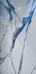 Calacatta Oceanic Premium Porcelain slabs and countertops of various categories in Broward County and Palm Beach County, FL at SK Stones USA.