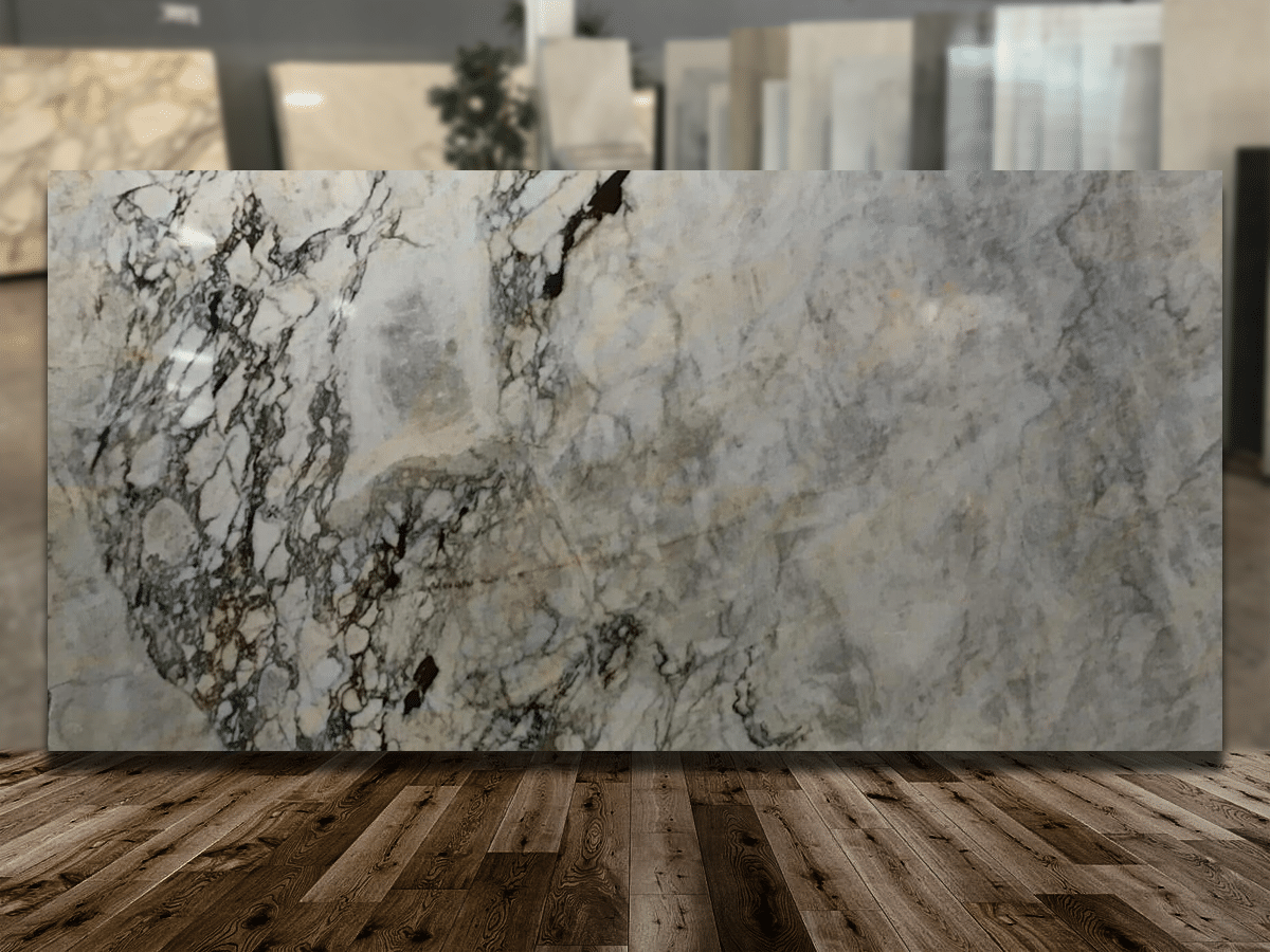 Tropical White Marble