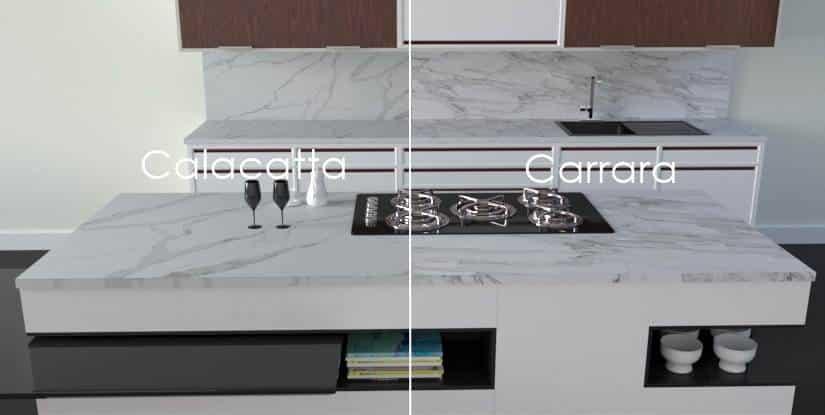 carrara-vs-calacatta-marble