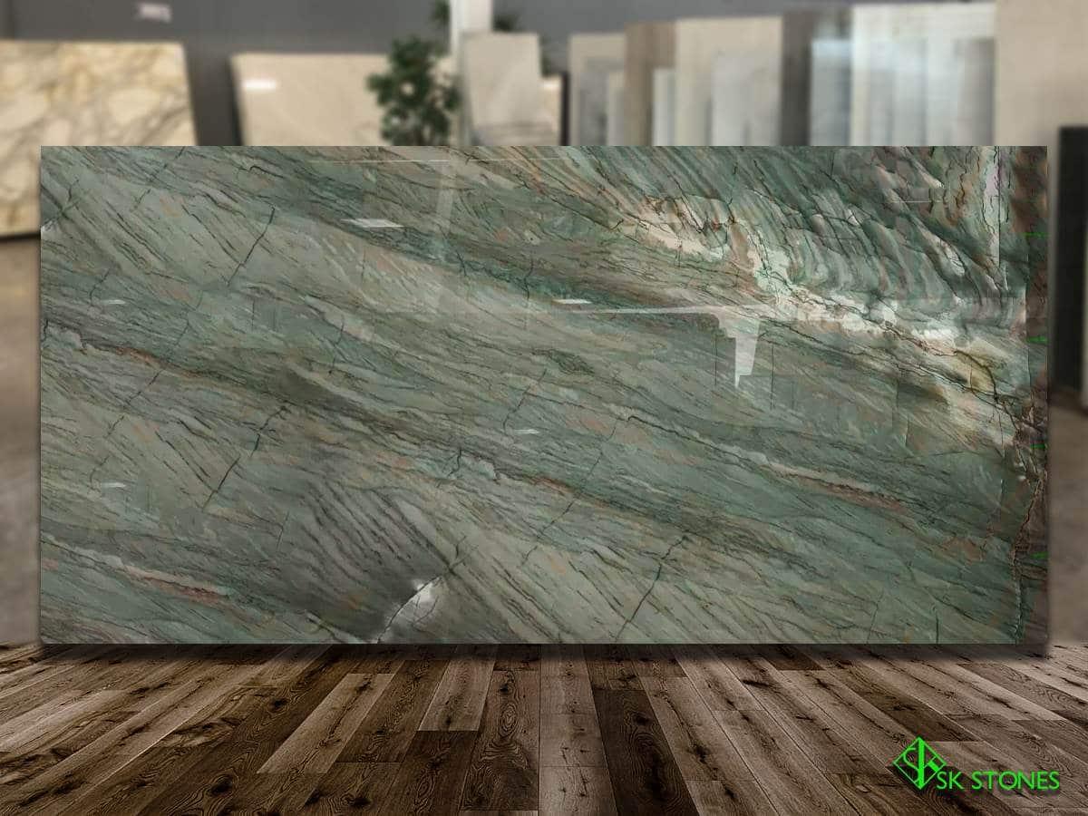 Botanic Green Quartzite