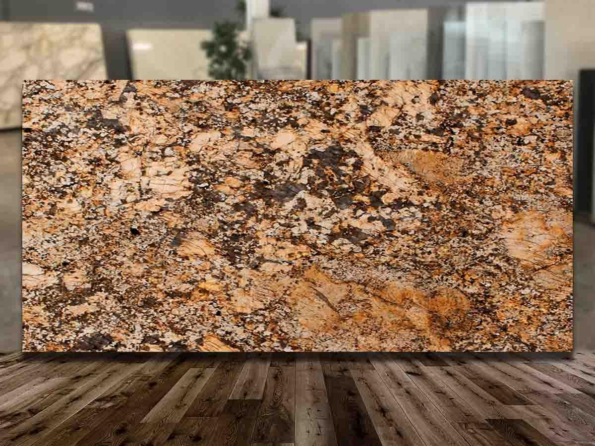 Granite Solarius Premium Natural Stones Countertops