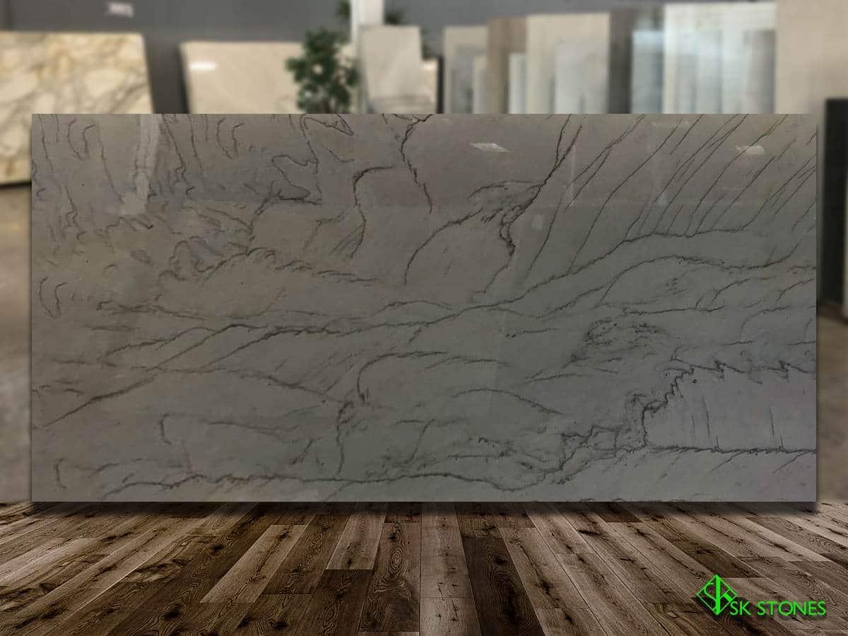 White Silk Quartzite